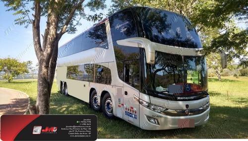 Marcopolo  Paradiso 1800 G7 Ano 2015 Scania K440 Jm Cod.306