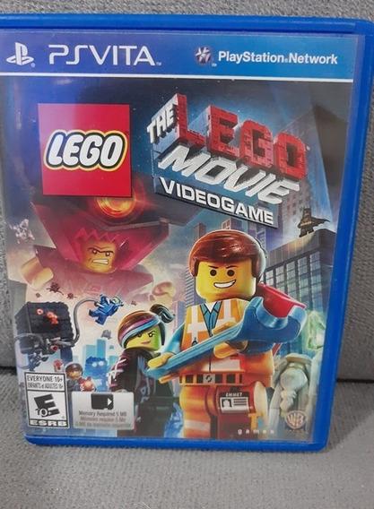 ( Frete R$ 9,90 ) The Lego Movie Videogame Ps Vita Psvita