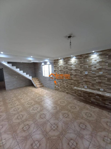 Imagem 1 de 12 de Salão Para Alugar, 73 M² Por R$ 2.100,00/mês - Jardim Bela Vista - Guarulhos/sp - Sl0028