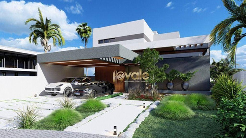Imagem 1 de 8 de Casa De Luxo Com 4 Dormitórios À Venda, 515 M² Jardim Do Golfe - São José Dos Campos/sp - Ca2157