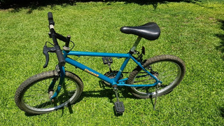 Bicicleta Mtb Unibike Rod 20 Unisex