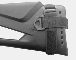 Soporte De Culata Universal Rifle Argollas Para Portafusil