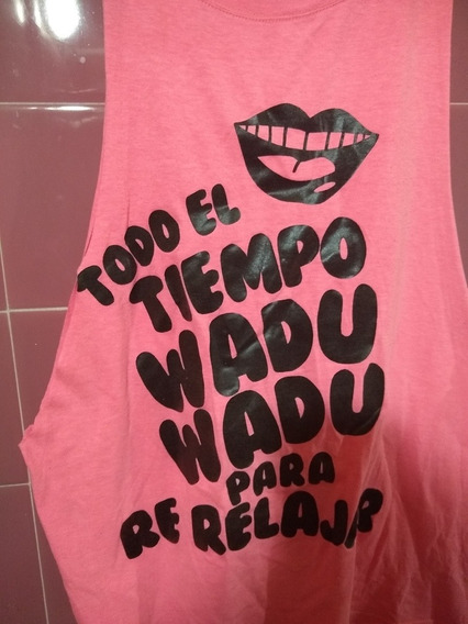 Remera Ay Not Dead Talle M