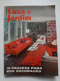 Revista Casa E Jardim Nº 90 Julho De 1962