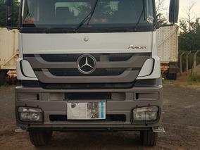 Mercedes Axor Mb 3344 Ano 2013 Revisado R$ 180.000.
