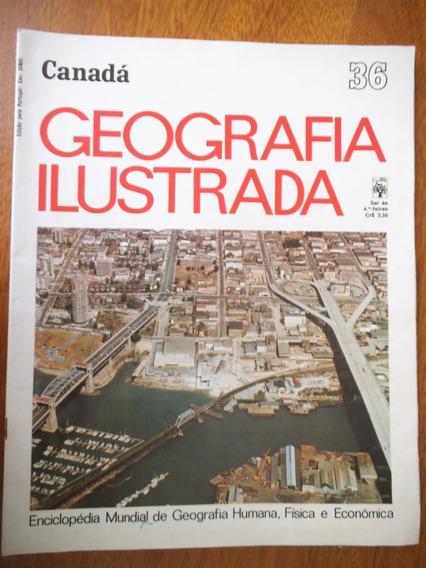 Revista Geografia Ilustrada Canada Nº 36