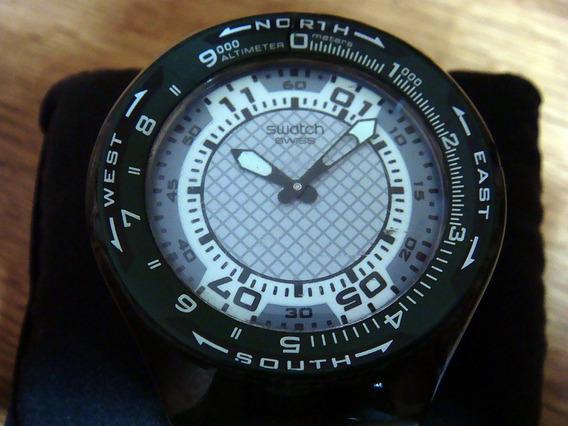 Reloj Swatch Sulm103 Winter Race Snow Pass