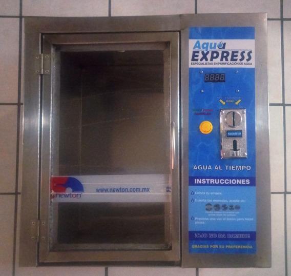 Despachador De Agua Purificada Vending 24/7