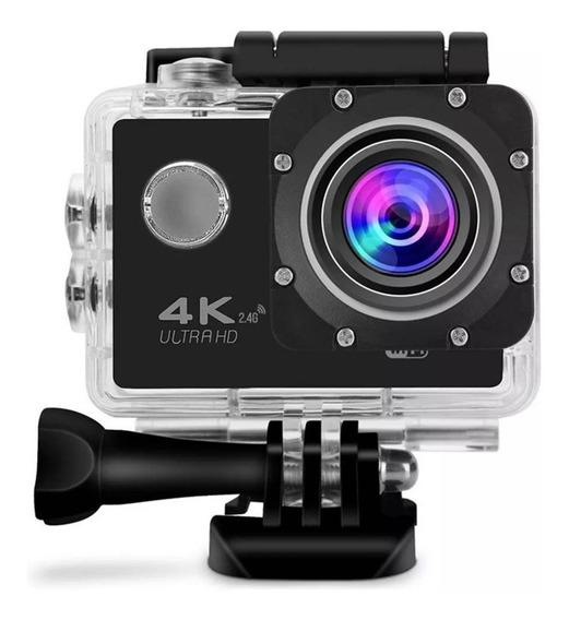 Câmera Filmadora Ultra Hd Digital Videos 4k Youtube