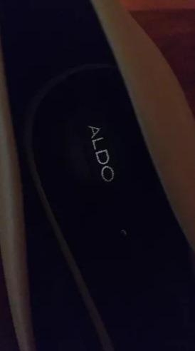 Zapatos Aldo- Talle 39/40- Nuevos Sin Caja