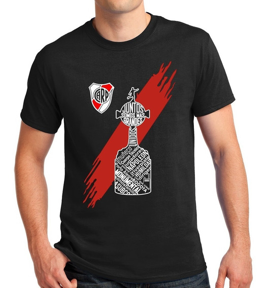 Remeras River Plate Carp Talles Especiales Remeras Canibal