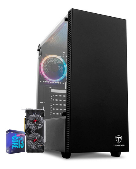 Pc Gamer Intel I3 9100f Gtx 1660 6gb Ram 8gb Ddr4 Hd 1tb