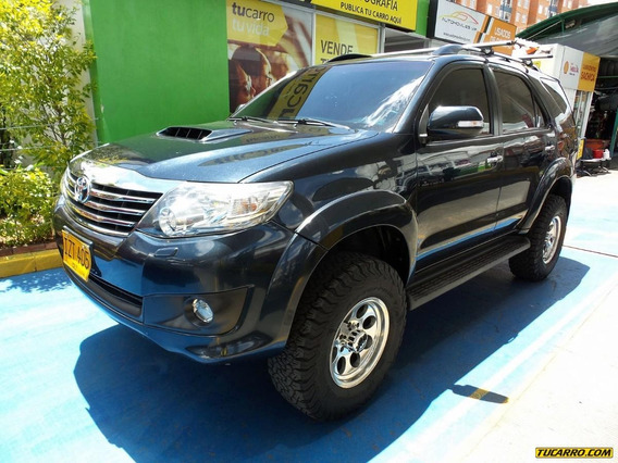 Toyota Fortuner Sr V3000 At Aa 2ab Abs 4x4