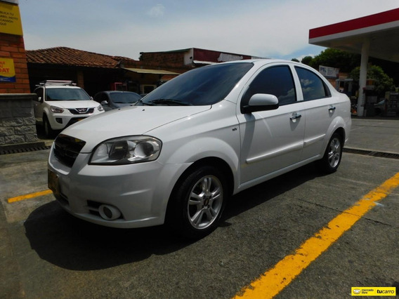 Chevrolet Aveo Emotion Emotion 1600 Sd