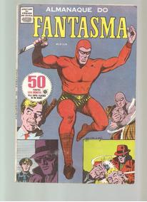 Almanaque Fantasma De 1967 - Excelente