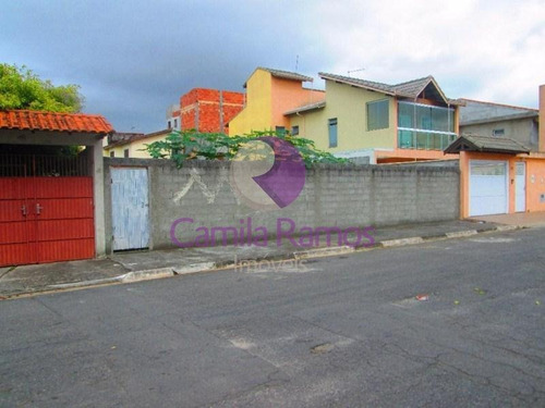 Imagem 1 de 6 de Terreno Residencial Para Locação, Jardim Quaresmeira, Suzano/sp. - Te0089 - 68334575