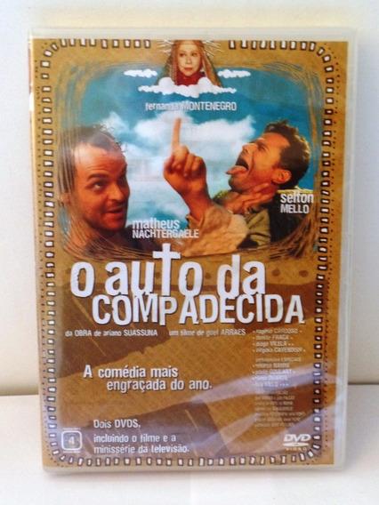 Dvd O Auto Da Compadecida 2 Dvd