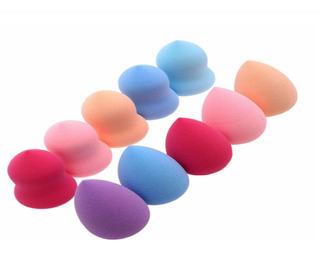 Pack 2 Esponjas Para Maquillaje Blender Puff Difuminador