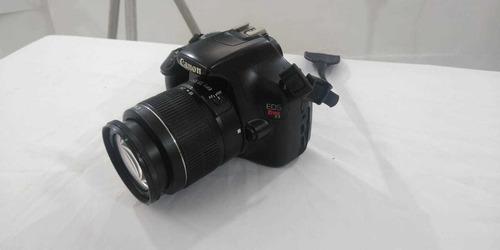 Câmera Canon Dslr Eos Rebel T3