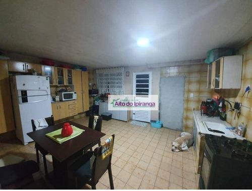 Casa À Venda, 150 M² Por R$ 400.000,00 - Saúde - São Paulo/sp - Ca0340