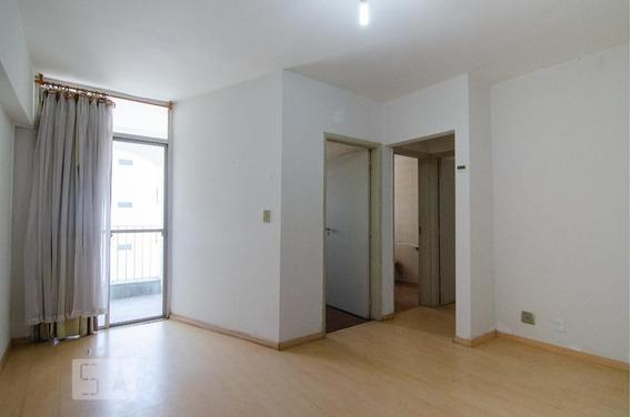 Apartamento No 11º Andar Com 1 Dormitório E 1 Garagem - Id: 892986292 - 286292