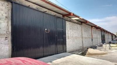 Bodega En Renta 300m2 $12000 Los Olvera