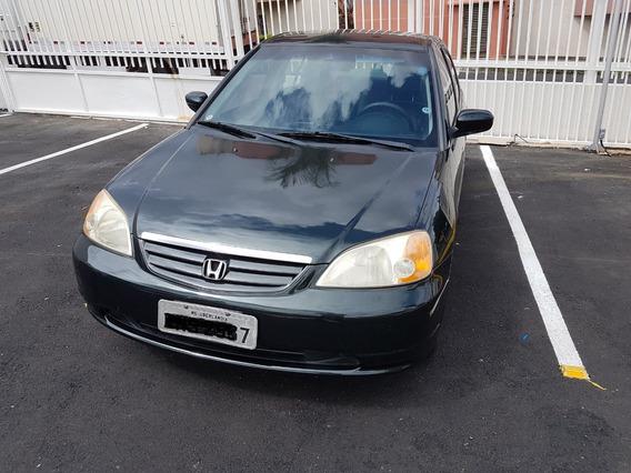 Honda Civic Ex - Completo Em Ótimo Estado