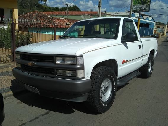 Chevrolet Gm Silverado 4.1 98 Gasolina E Gas Natural Linda