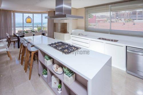 Apartamento Com 4 Dormitórios À Venda, 215 M² Por R$ 5.500.000,00 - Balneário Santa Clara - Itajaí/sc - Ap2965
