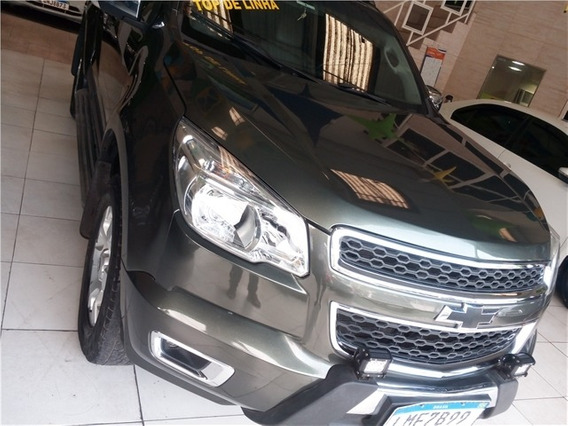 Chevrolet S10 2.5 Lt 4x4 Cd 16v Flex 4p Manual