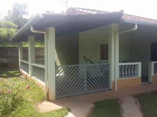 Chácara Residencial À Venda, Chácara San Martin I, Itatiba. - Ch0219