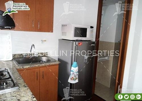 Apartamentos Amoblados En Medellin Cód: 4289*