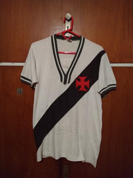 Camiseta Del Vasco Da Gama #6