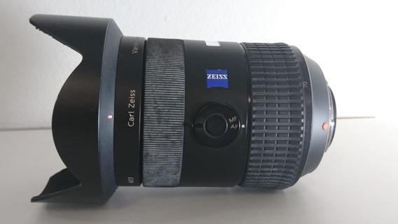 Lente Sony-carl Zeiss 24-70 Mm (f/2.8 Emtodozoom ) A-mount