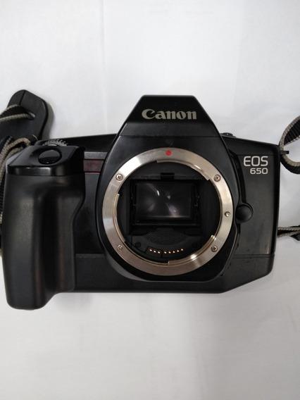 Camera Canon Analógica