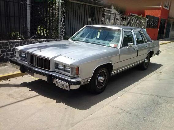 Ford Grand Marquis Mercury 8c