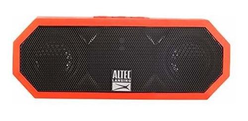 Altec Lansing Imw457 Jacket H2o Ligero, Gran Sonido Compacto