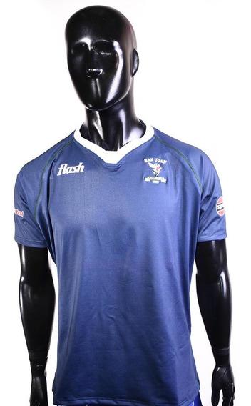 Camiseta Flash Alternativa Rugby Sjrc
