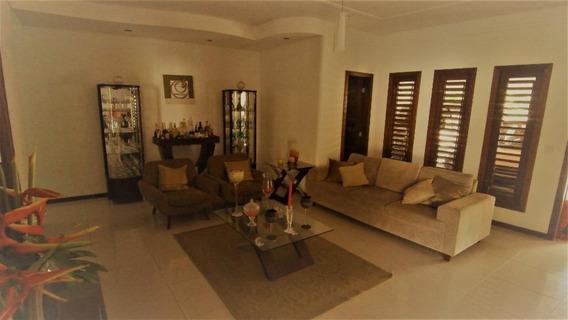 Casa Em Capim Macio, Natal/rn De 312m² 5 Quartos À Venda Por R$ 890.000,00 - Ca288616