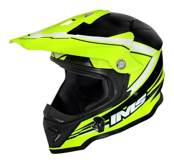 Capacete Ims Light Trilha Motocross Enduro - Lançamento