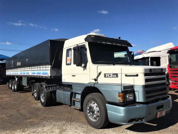 Scania 113 Top Line Com Carreta Ls