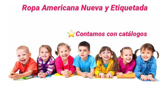 Catálogo Ropa Americana Para Tus Peques