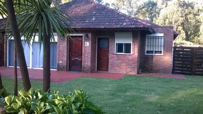 Hermosa Casa En Solanas- Alquiler Por Temporada