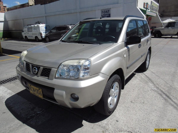 Nissan X-trail Campero
