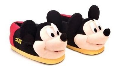 Pantufa 3d Mickey Mouse Walt Disney Ricsen