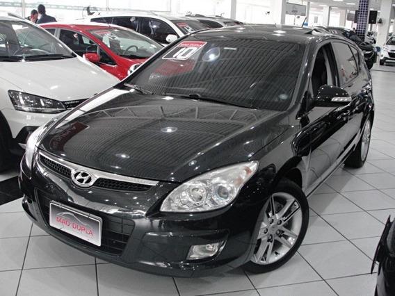 Hyundai I30 2.0 Gls Aut. 2010 Completo + Teto Solar Lindo