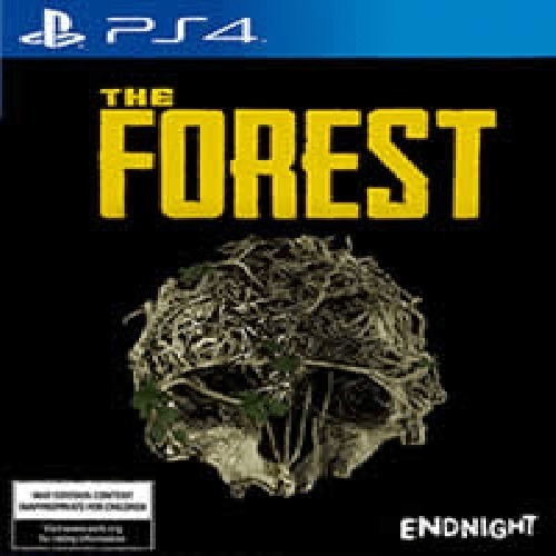 The Forest Ps4