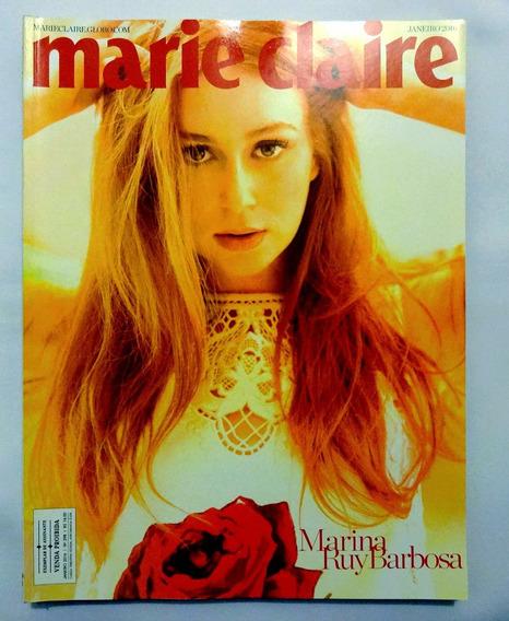 Revista Marie Claire Marina Ruy Barbosa Janeiro 2016