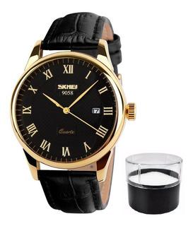 Relógio Original Modelo Luxo Promoção Top Lançamento Full
