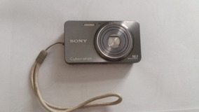 Camera Digital Sony Cyber-shot Dsc-w570 16.1mp 5x Lcd 2.7
